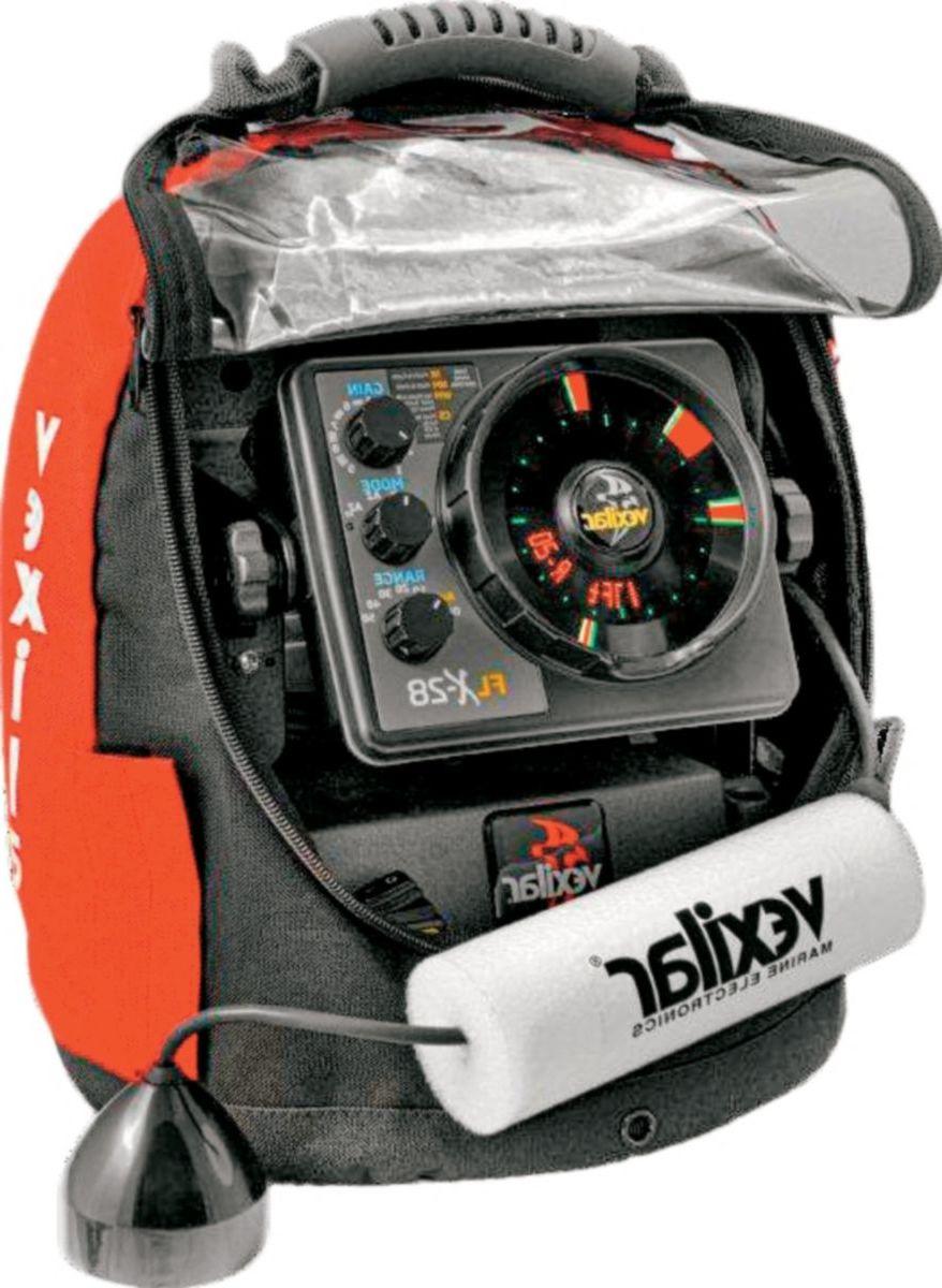 Vexilar FLX-28 Ultrapack Case W/ Proview
