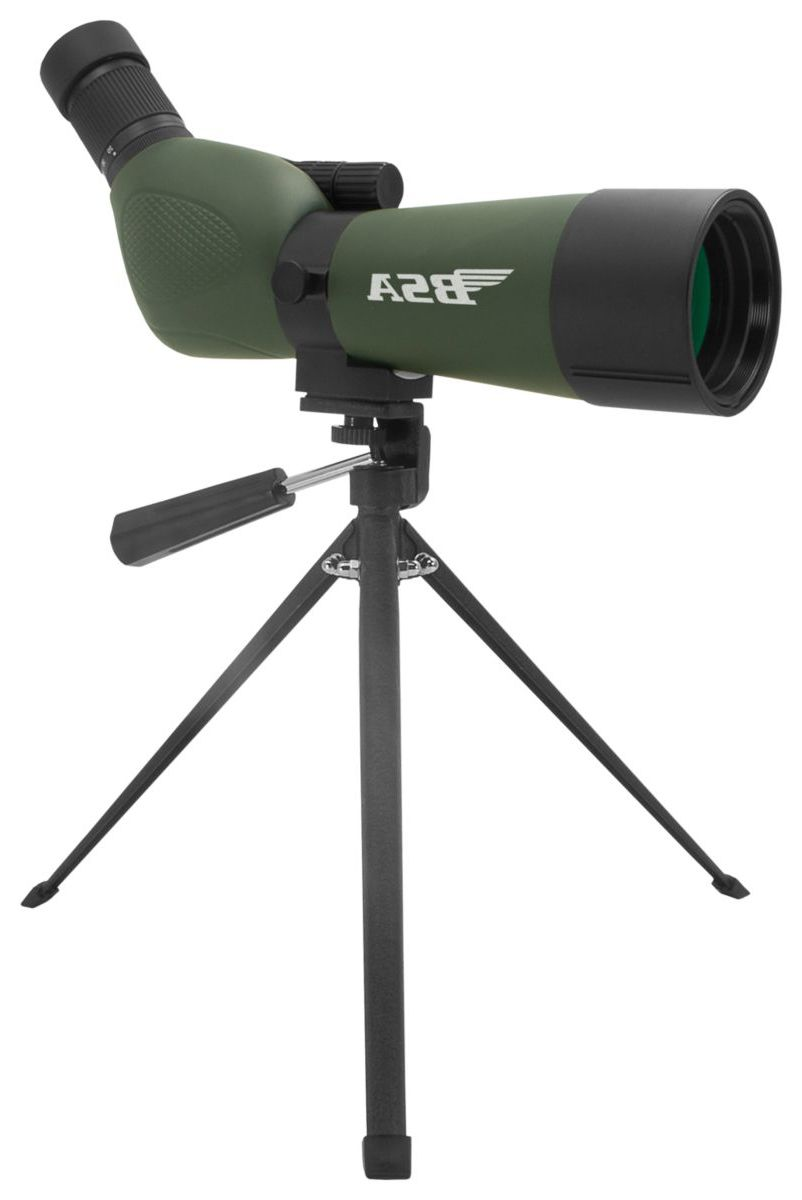 BSA® 20-60x60mm Spotting Scope Kit