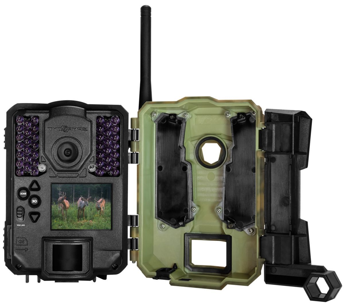 SPYPOINT® LINK-DARK 12MP Cellular Trail Camera