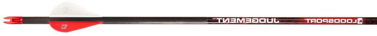 BloodSport® Judgement Compound Arrows – Six-Pack