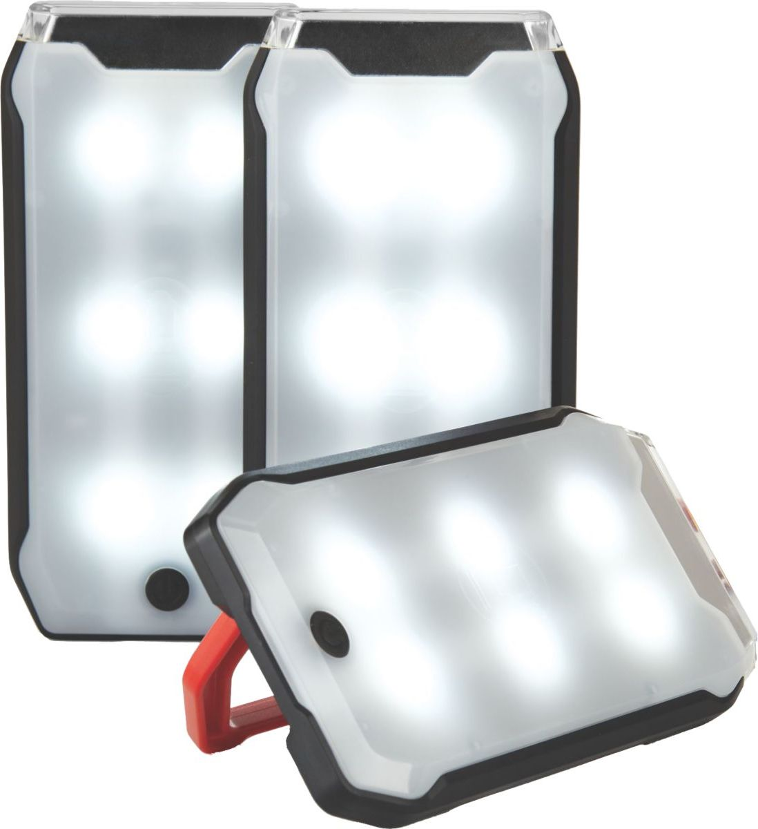 Coleman® Tri-Panel LED Lantern