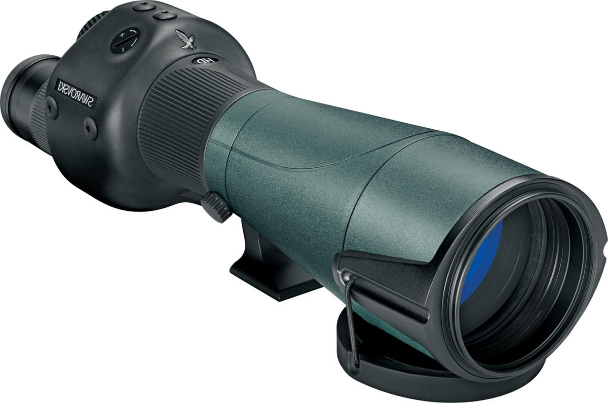 Swarovski® STR Spotting Scope with Illuminated Reticle