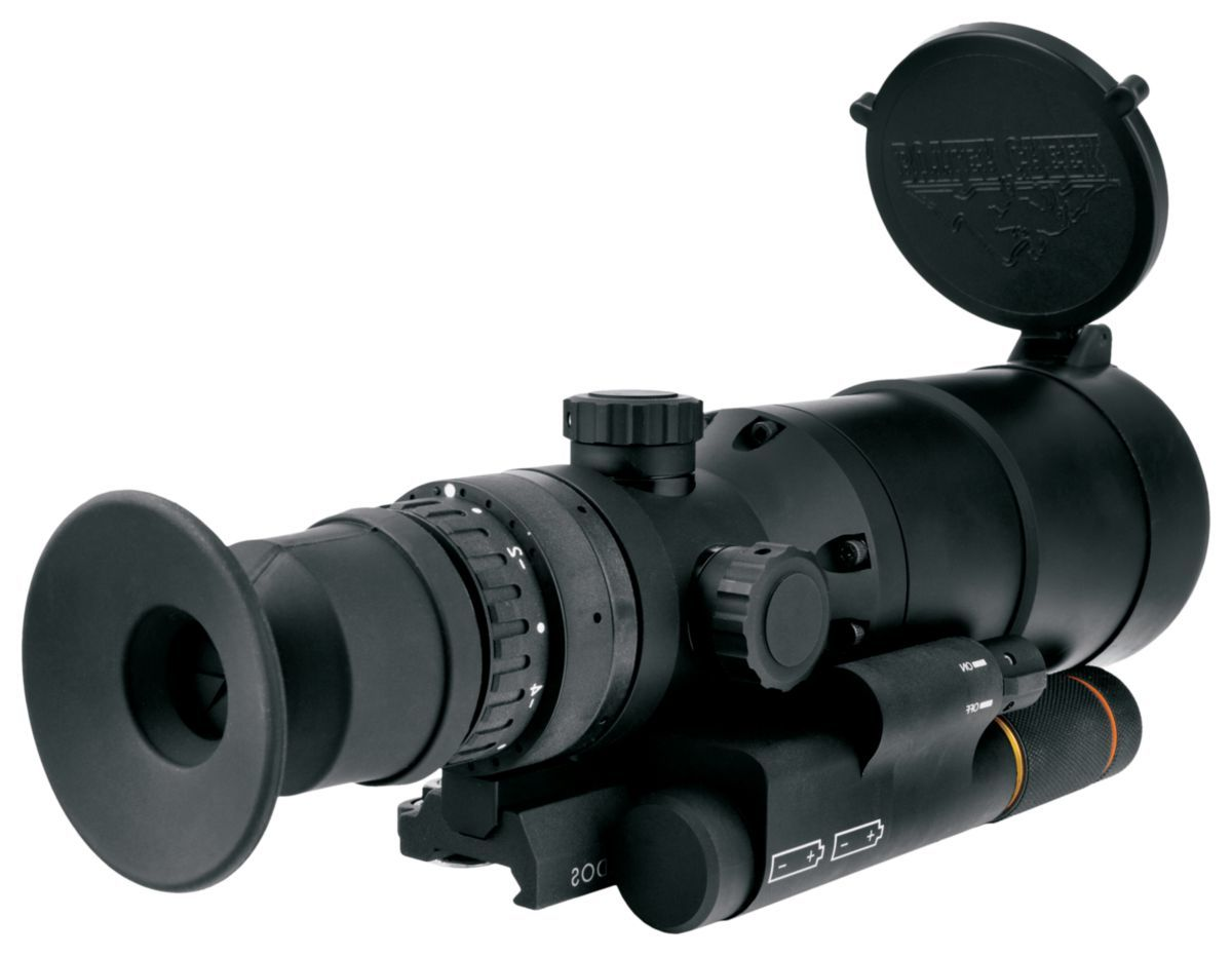 TRIJICON® IR-HUNTER® Thermal Riflescope