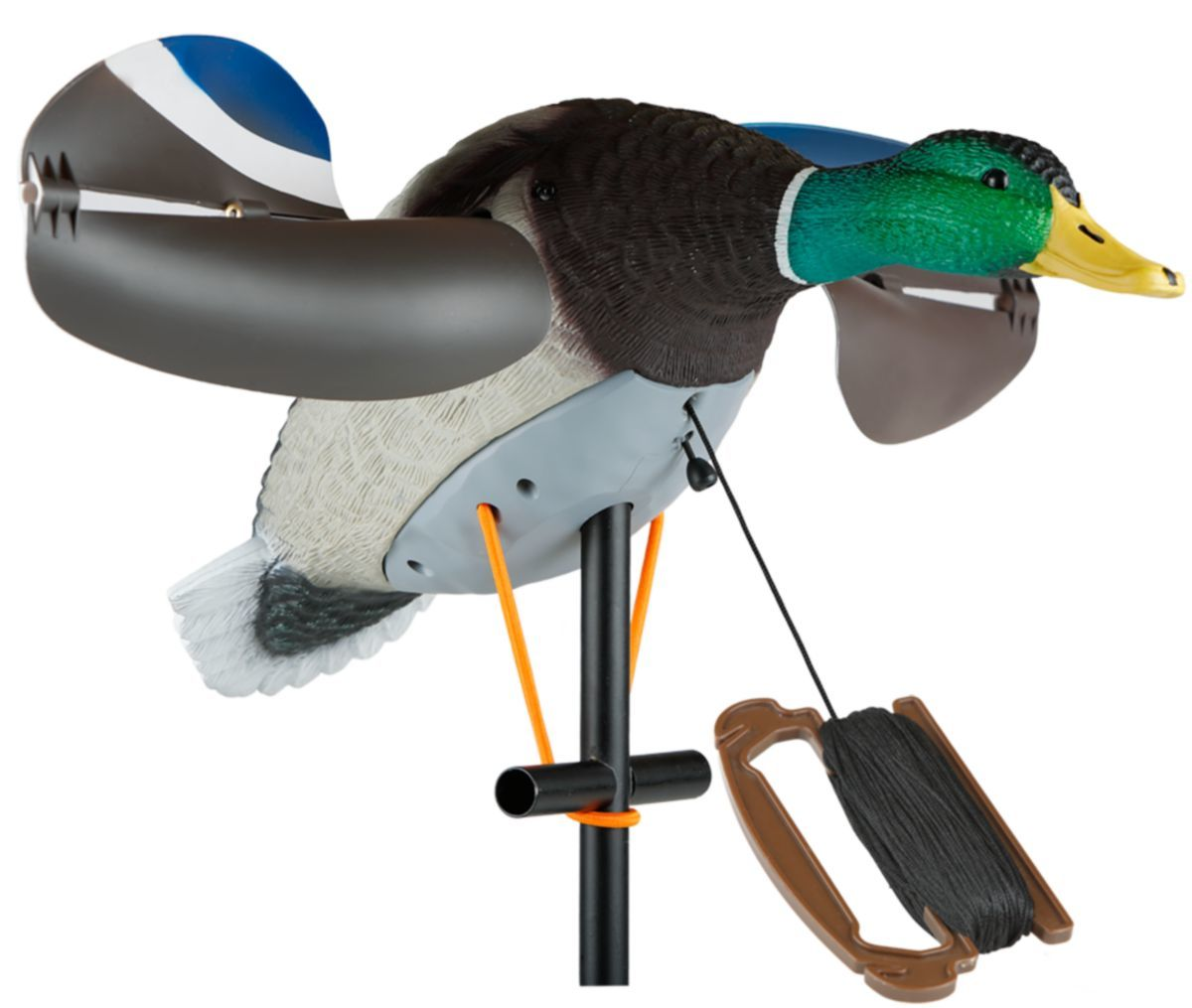 Lucky Duck Lucky Air Force Decoy