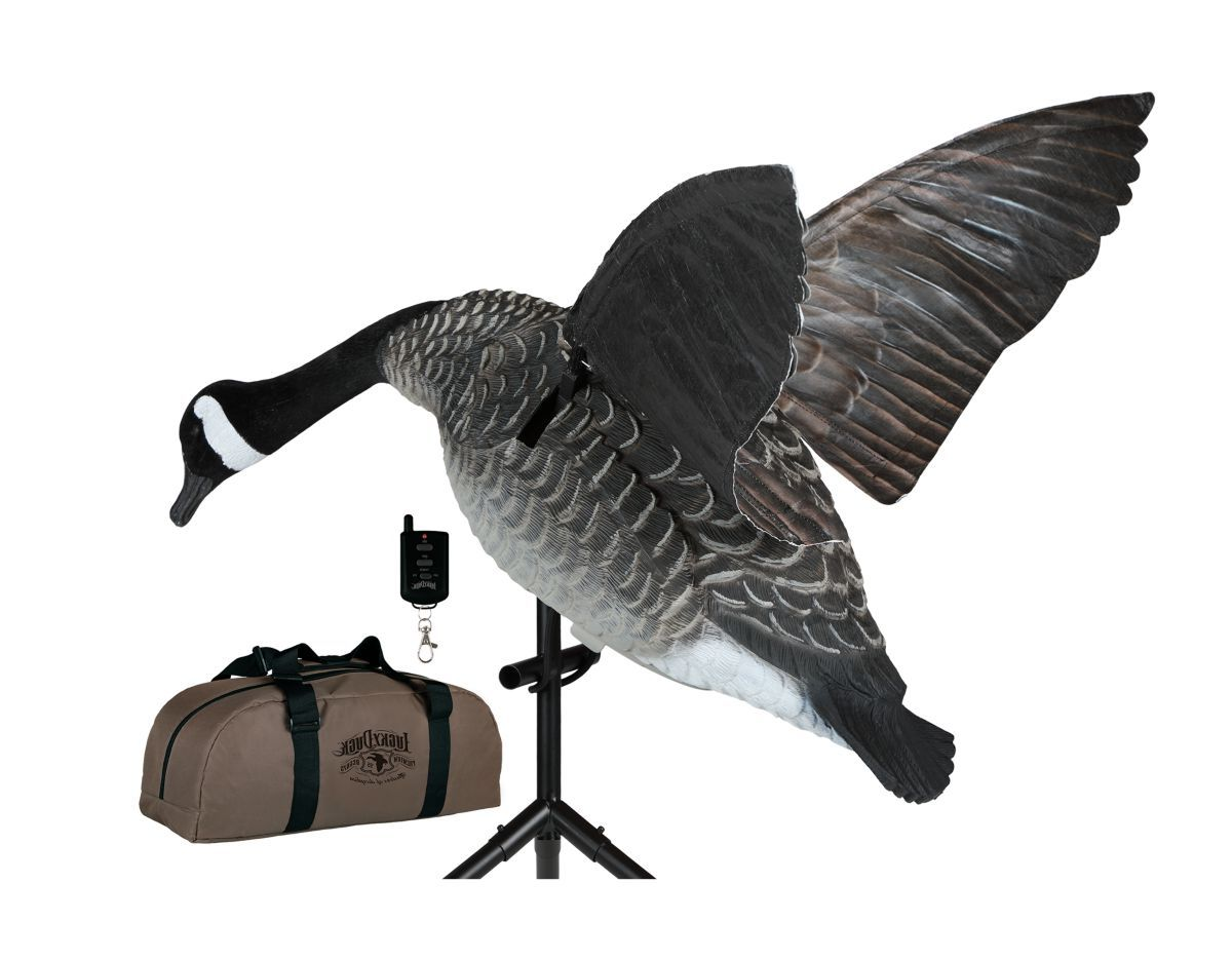Lucky Duck Super Goose Flapper HDi with Bag and Remote