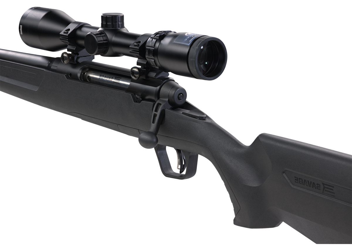 Savage® Axis II XP Bolt-Action Rifle with Scope