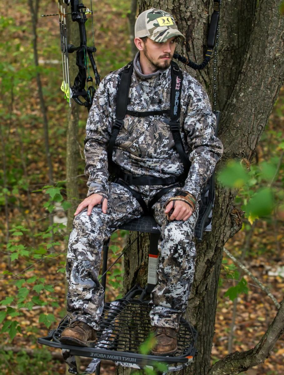 Hawk Kickback™ LVL Hang-On Treestand