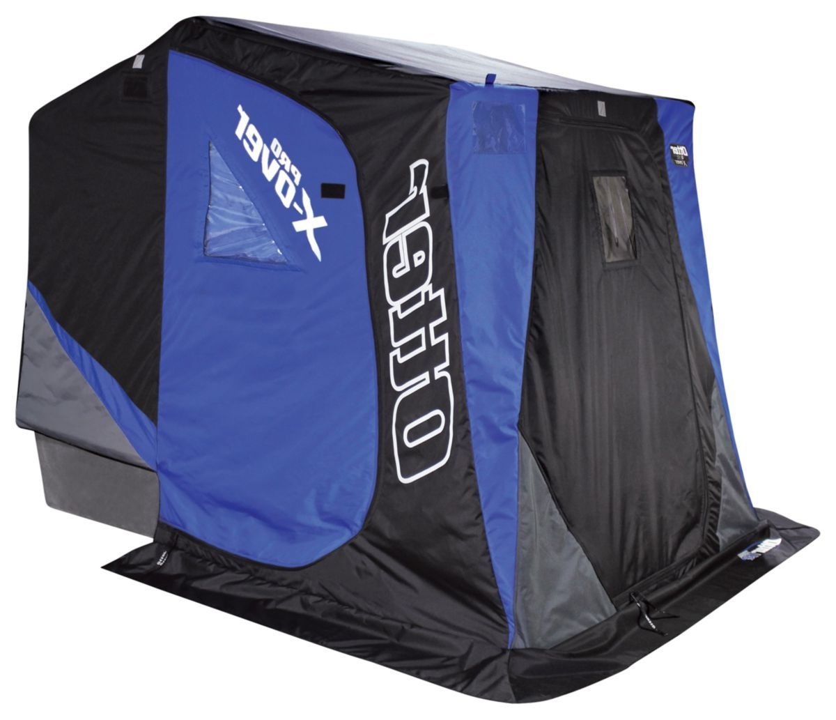 Otter Outdoors XT Pro X-Over Resort Ice Shelter