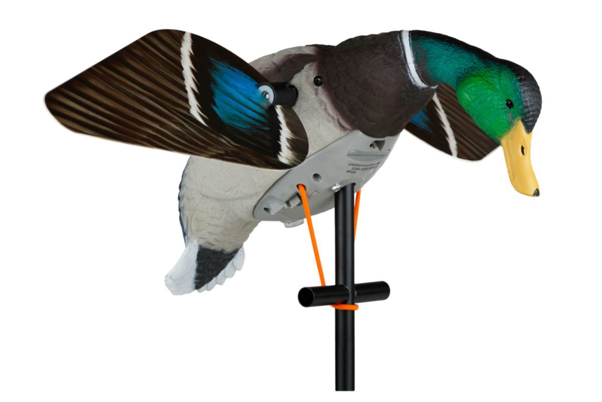Lucky Duck Super Lucky HD Decoy with Magnetic Wings