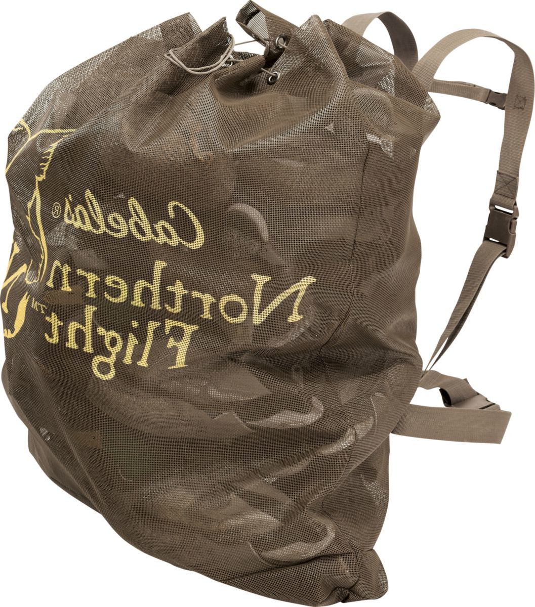 Cabela's Northern Flight® Square-Bottom Bag