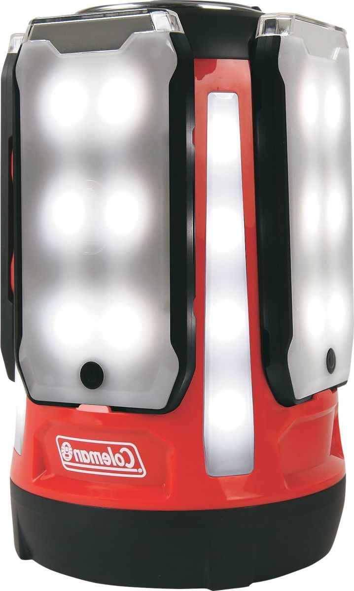 Coleman® Quad® Pro 800-Lumen LED Lantern