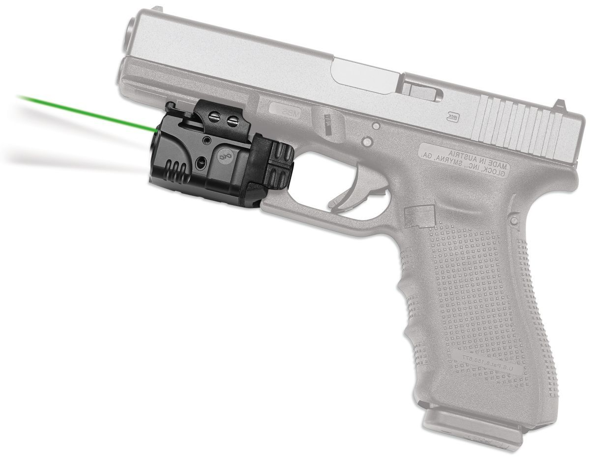 Crimson Trace® Rail Master® Pro™ Green Laser and Light