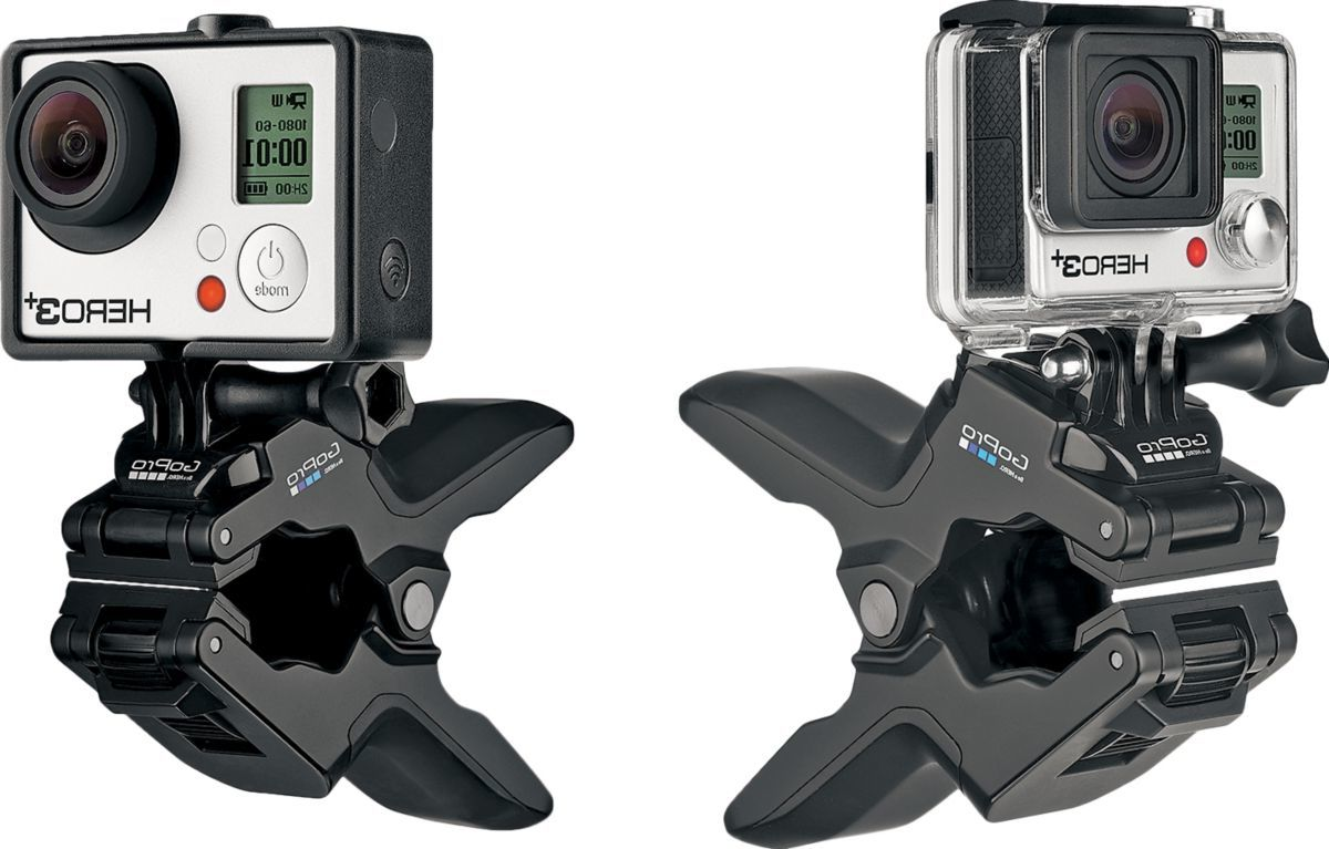 GoPro® Jaws Clamp Mount