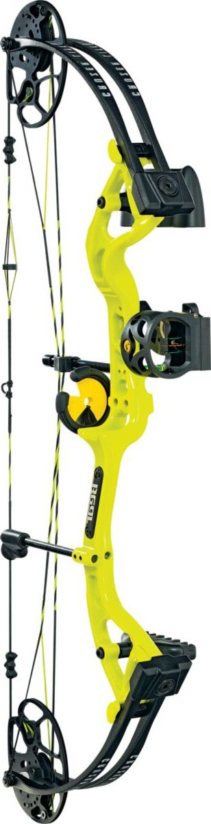 Bear® Archery Cruzer Lite RTH Compound-Bow Package –Yellow