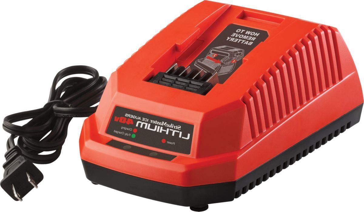StrikeMaster® 40-volt Lithium Battery Charger