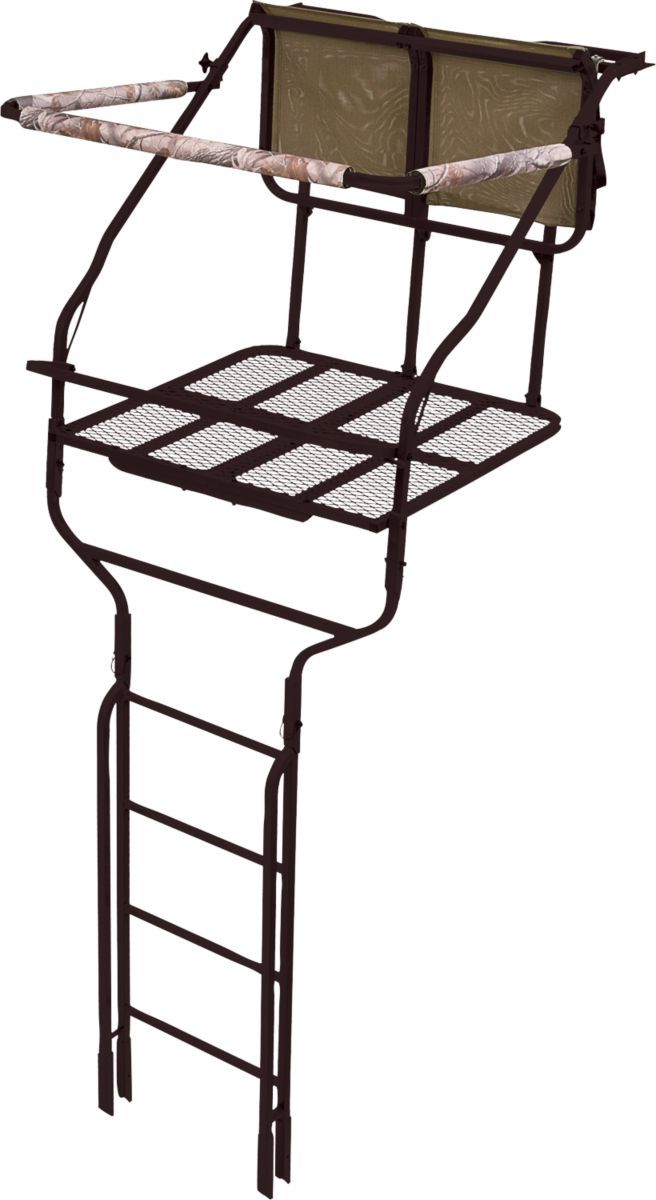 Millennium L220 18-ft. Double Ladder Stand