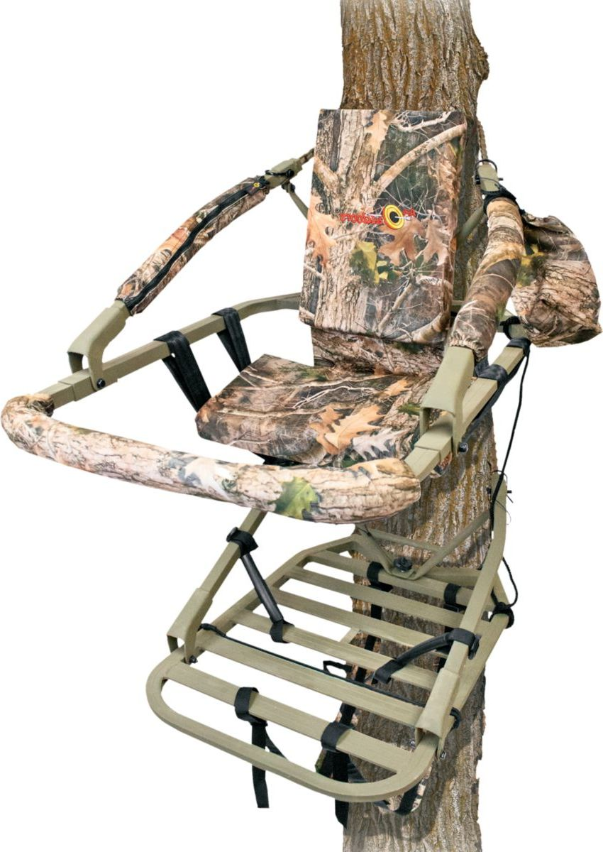 API Outdoors® Alumi-Tech® Crusader Climbing Treestand