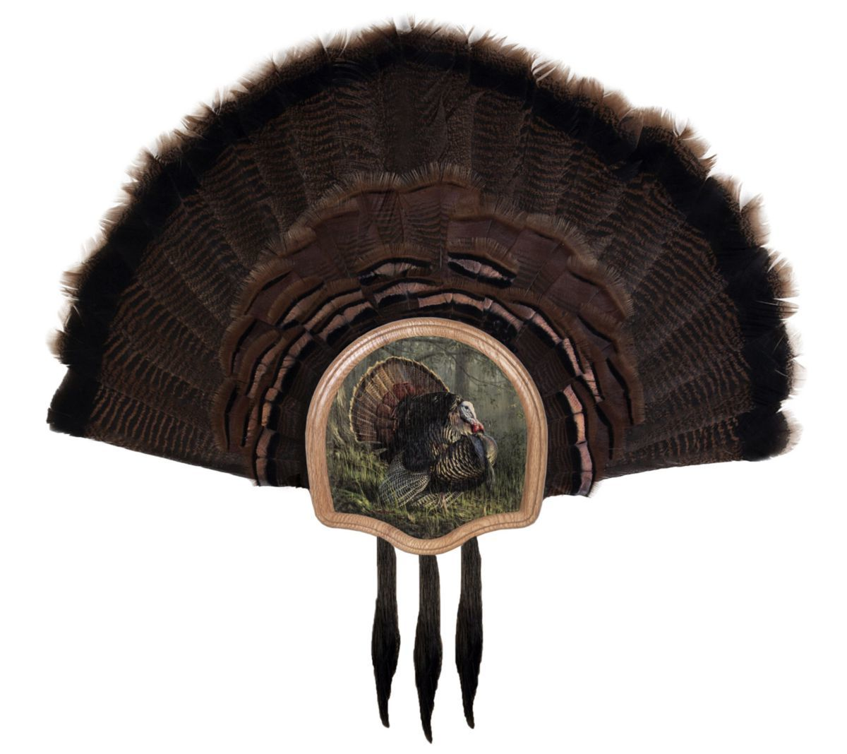 Walnut Hollow® Three-Beard Turkey Kits