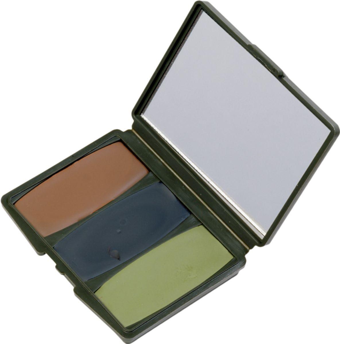 Hunters Specialties™ Three-Color Camo-Compac® Makeup Kit-Woodland