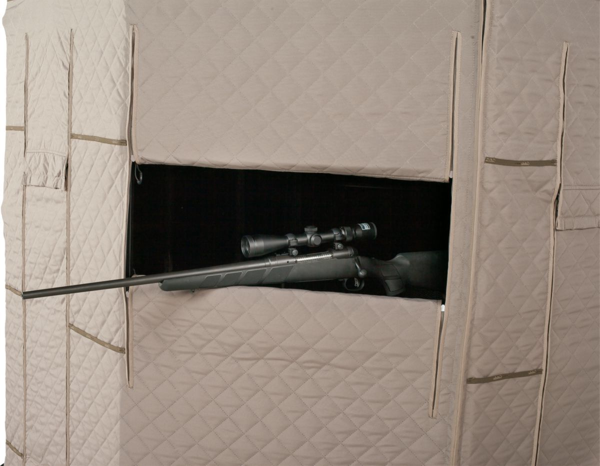 Cabela's The Blade 'N' Bullet Insulated Blind