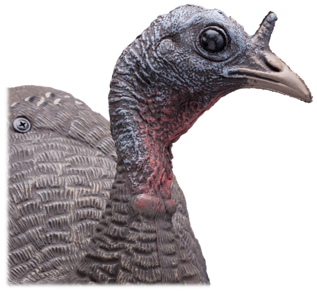 Lucky Duck® HD Collapsible Jake/Hen Turkey Decoy Combo