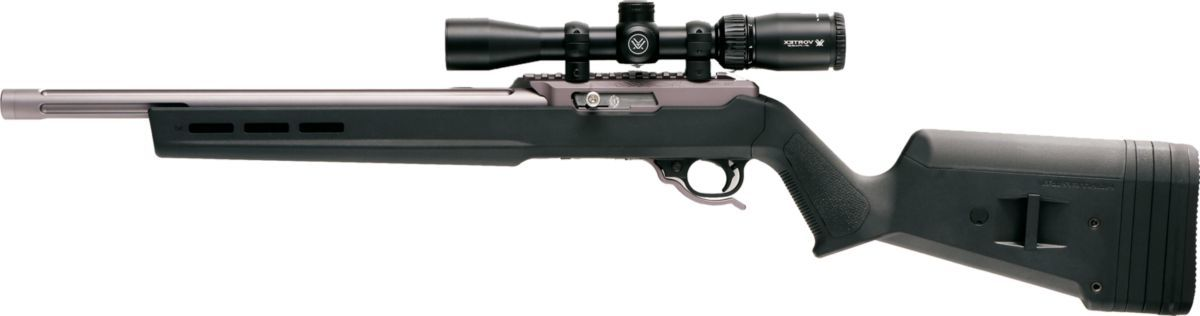 Tactical Solutions X-Ring .22 LR Semiautomatic Rimfire Rifle with Vortex® Crossfire® II 2-7x32 Scope Combo