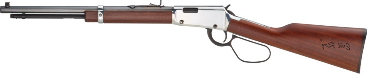 "Henry Frontier Carbine ""Evil Roy"" Edition Lever-Action .22 LR Rimfire Rifle"