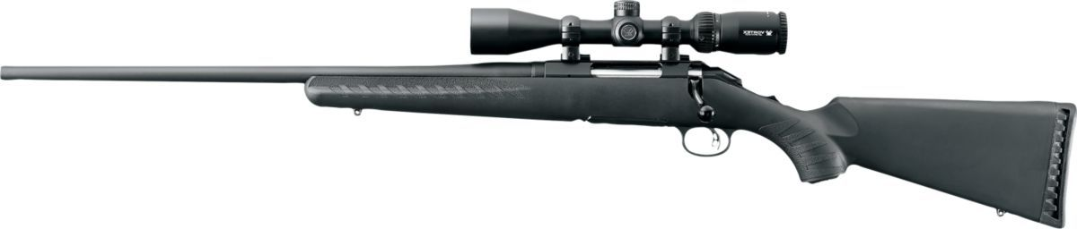 Ruger® American Rifle® Bolt-Action Rifle with Vortex Crossfire II 3-9x40 Scope