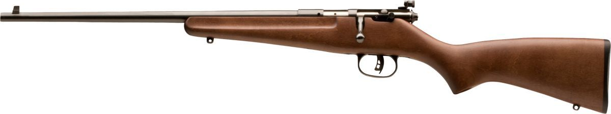 Savage® Arms Rascal Series Youth .22 LR Single-Shot Bolt-Action Rimfire Rifles