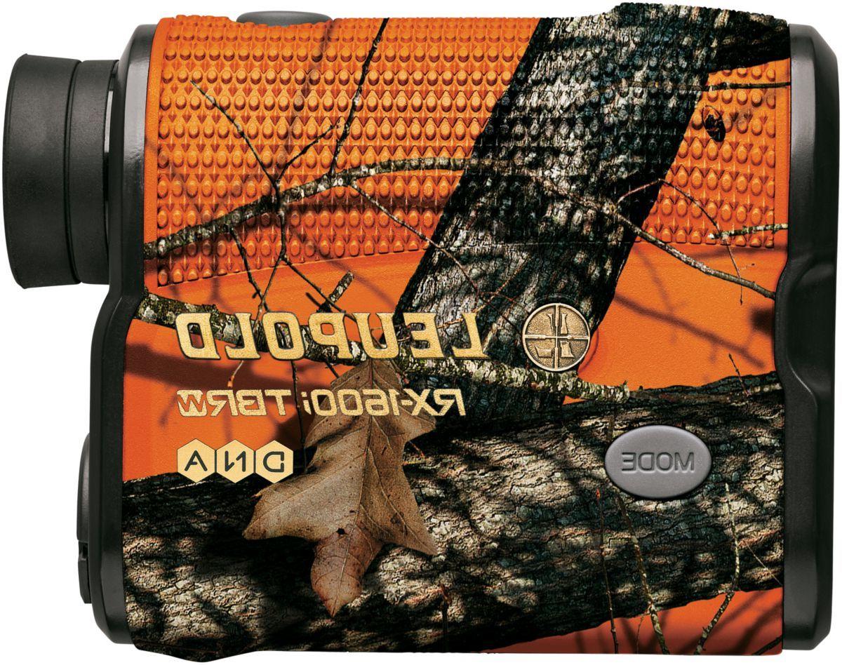 Leupold® RX-1600i TBR/W Rangefinder