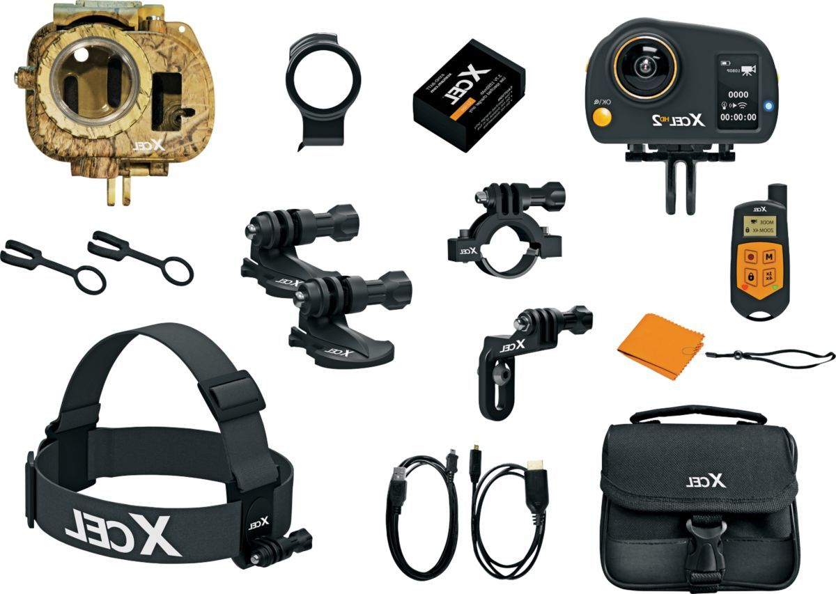 Spypoint® Xcel HD2 Hunt Action Camera