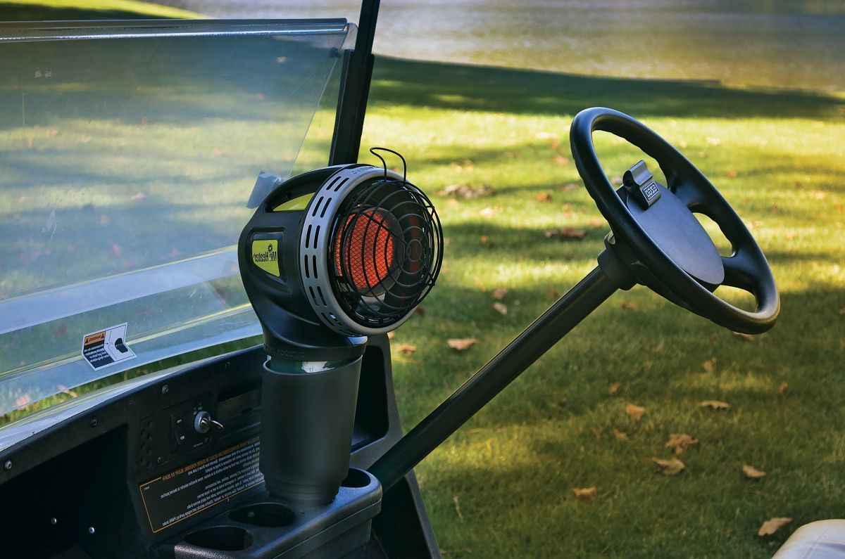 Mr. Heater® Golf-Cart Heater