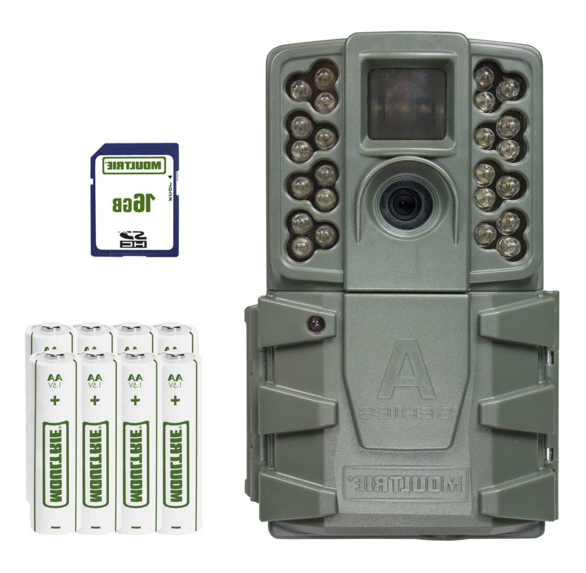 Moultrie® A-25 12MP Trail Camera Kit