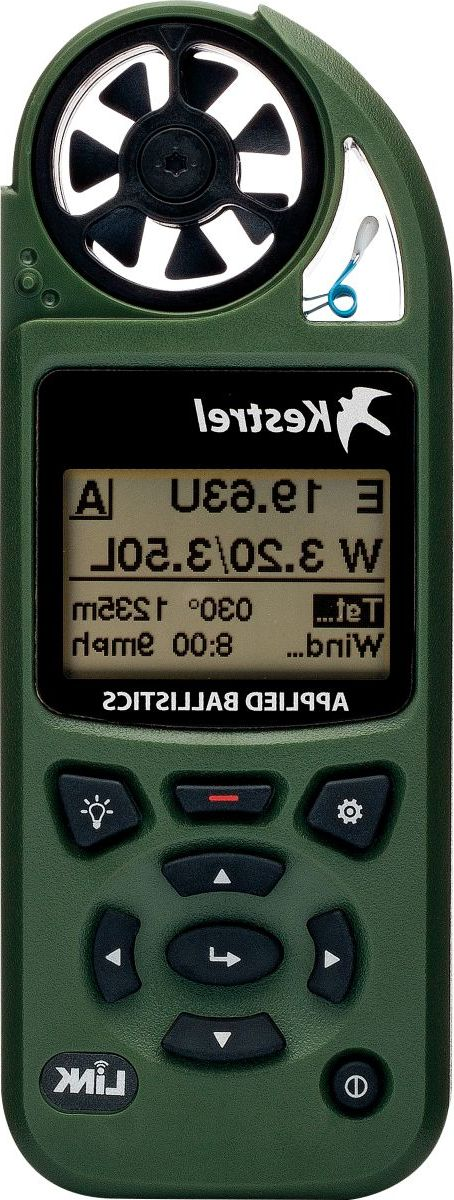 Kestrel Elite Weather Meter with Applied Ballistics and LiNK