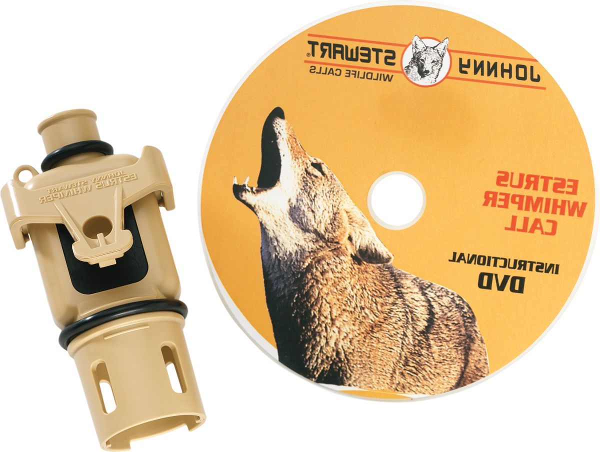 Hunter's Specialties® Estrus Whimper Call and Instructional DVD