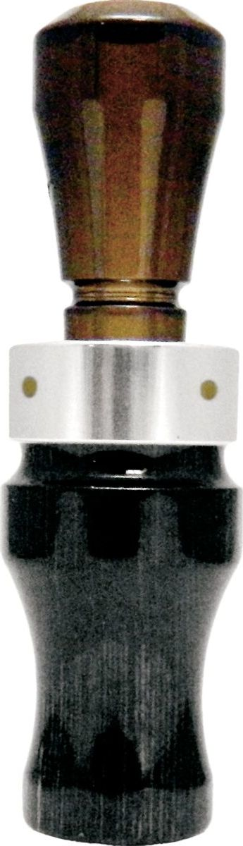 Buck Gardner Diamond Wood Polycarbonate Double Nasty 3 Duck Call