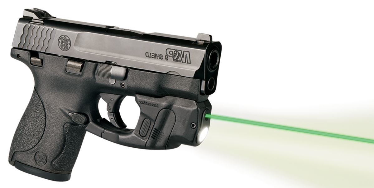 LaserMax Centerfire Shield 9mm and .40 Light/Laser