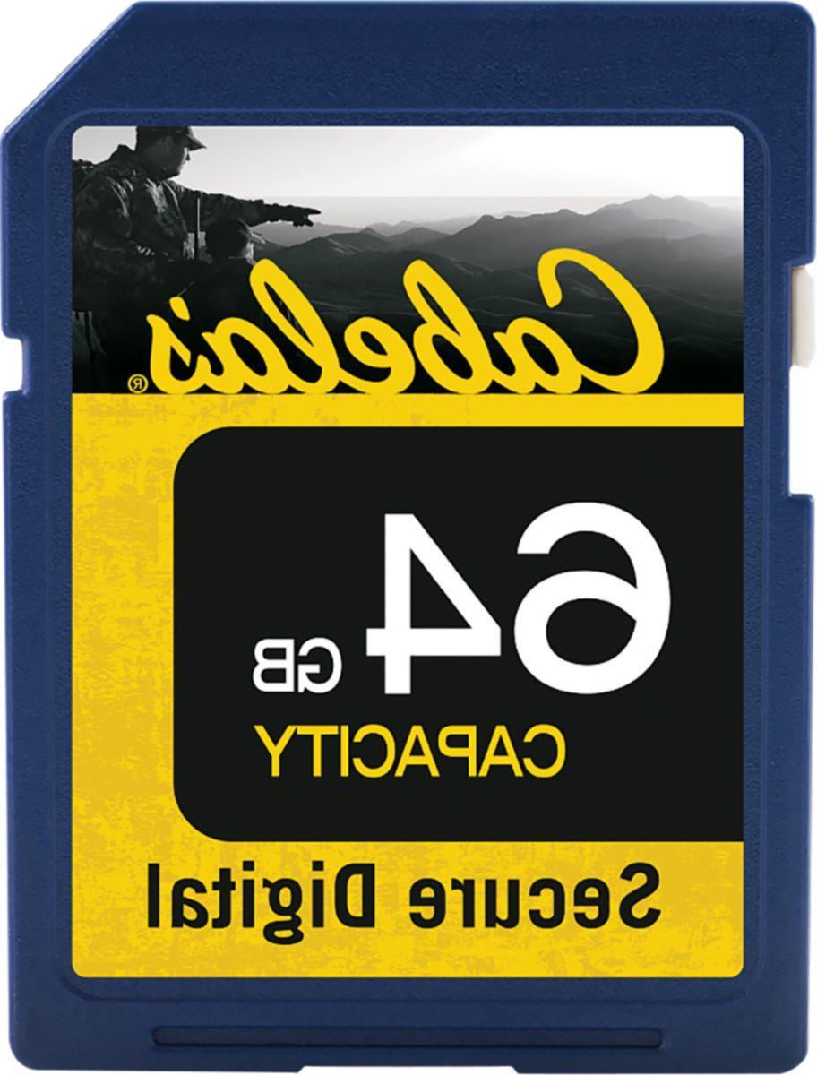 Cabela's SD Pro Memory Cards