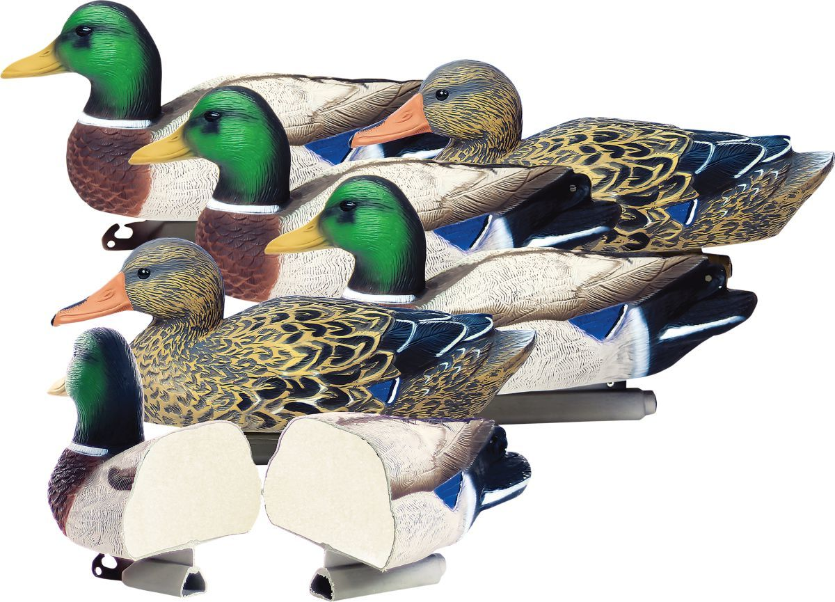 Higdon Outdoors Standard Mallard Foam Filled Decoys