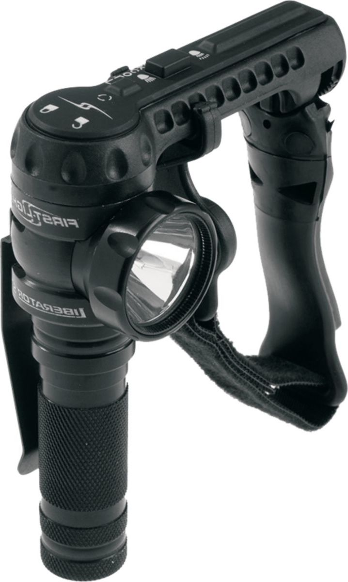 First-Light USA Liberator STT Tactical Flashlight