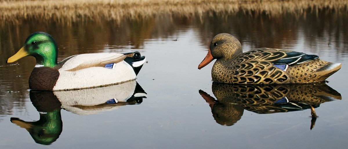 Higdon Outdoors Decoys Full-Size Mallard Decoys – Six-Pack