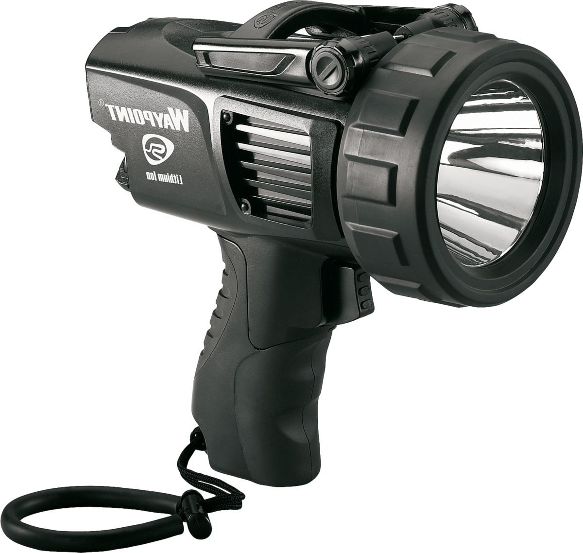 Streamlight® Waypoint® Lithium-Ion Rechargeable Spotlight