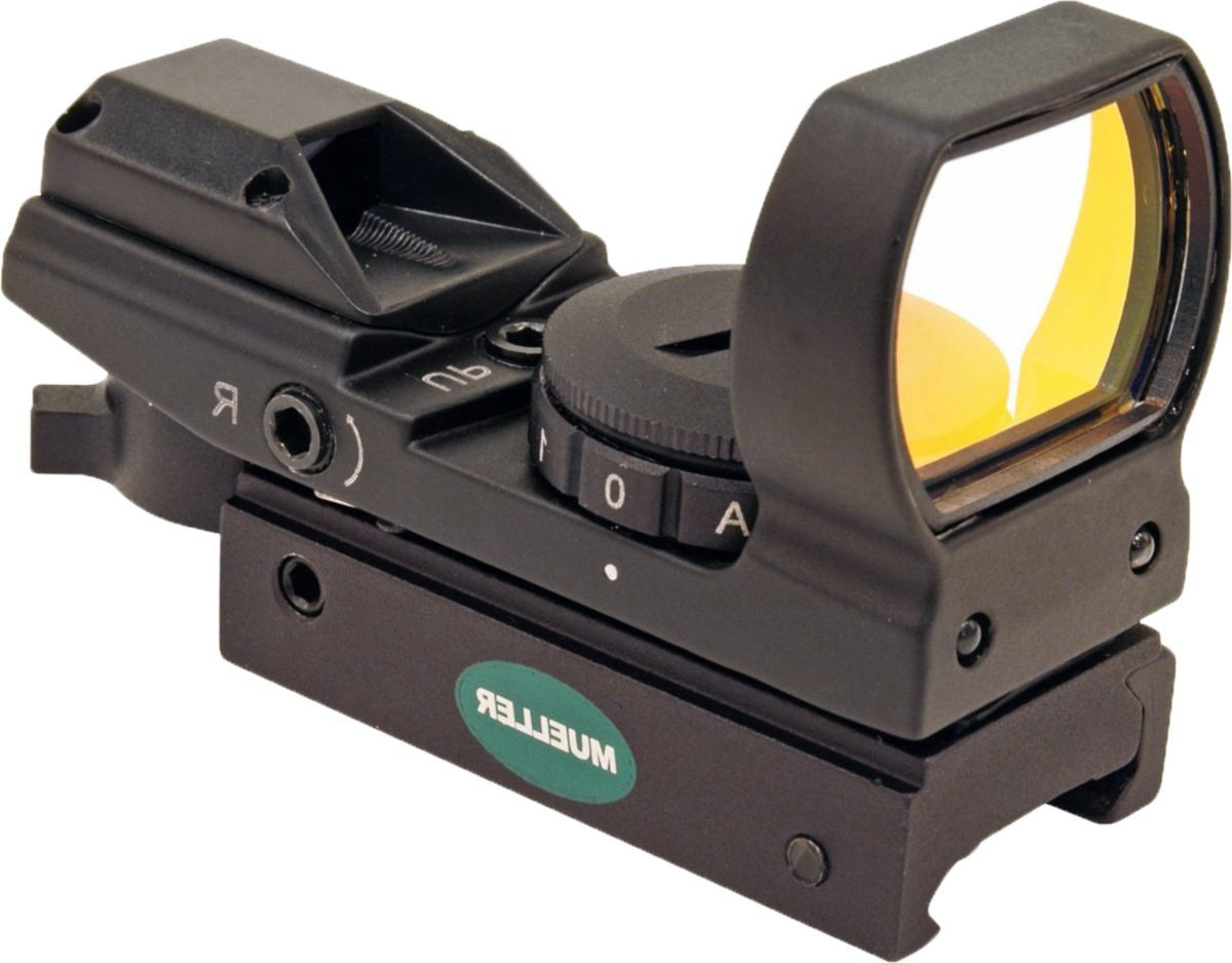 Mueller Quick Shot Red Dot Sight
