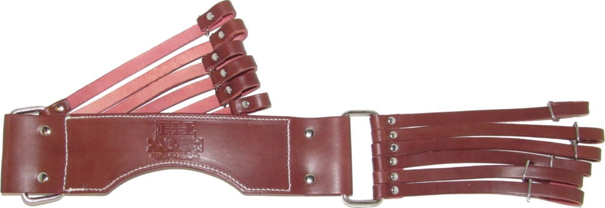 Heavy Hauler Leather Game Strap