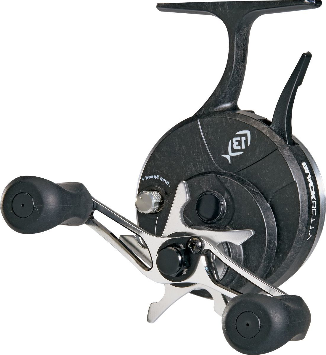 13 Fishing Black Betty FreeFall Ice Reel