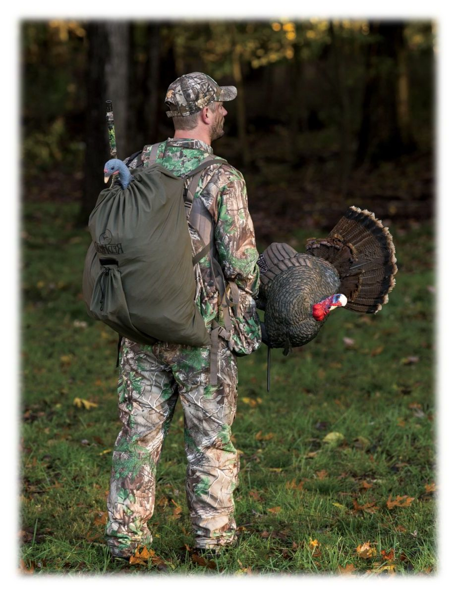 RedHead Reality Series® Crazy Jake Turkey Decoy