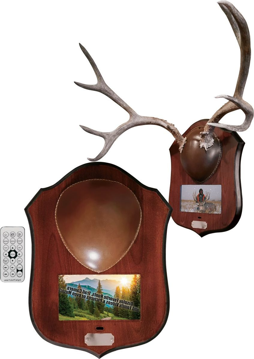 Mountain Mike's Digital Plaque Master Antler Mounting Kit