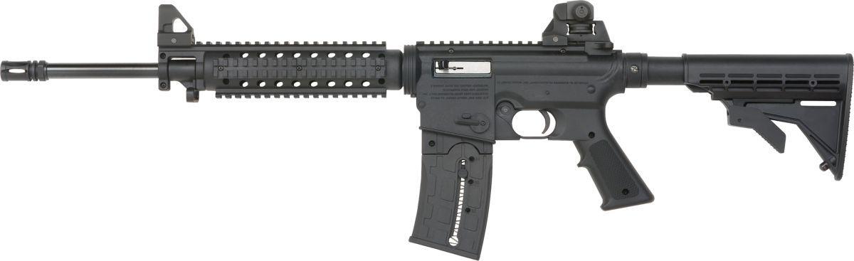 Mossberg® 715T Tactical Semiautomatic Rimfire Rifles