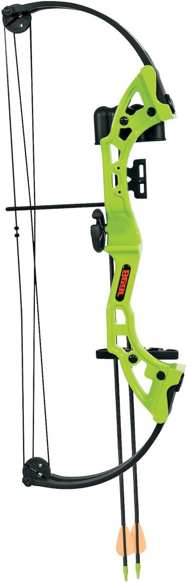 Bear® Archery Brave Flo Green Compound-Bow Package