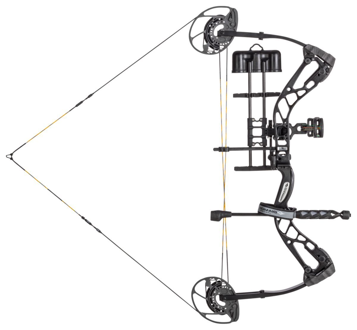 Diamond by Bowtech® Edge 320 R.A.K. Compound-Bow Package